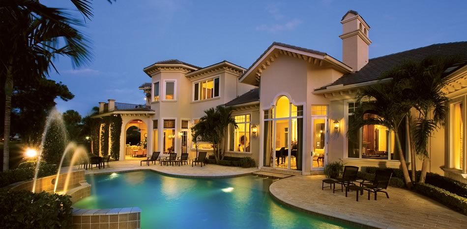 Dual layer dvd florida home builders for Floridian homes
